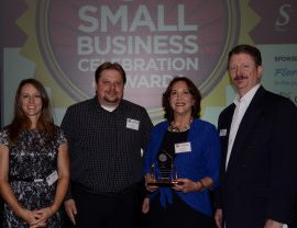 Window Interiors honored as Women-Owned Business of the Year