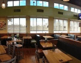 Window Interiors completes projects for PDQ, WTF restaurants