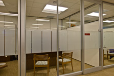 Product option for interior office windows