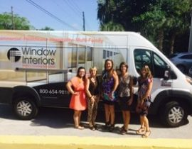 Window Interiors unveils van wrap