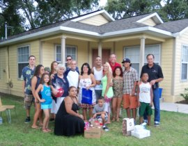 Habitat for Humanity and Window Interiors work together
