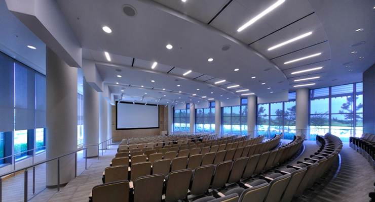 Interior Specialties completes work in the education industry
