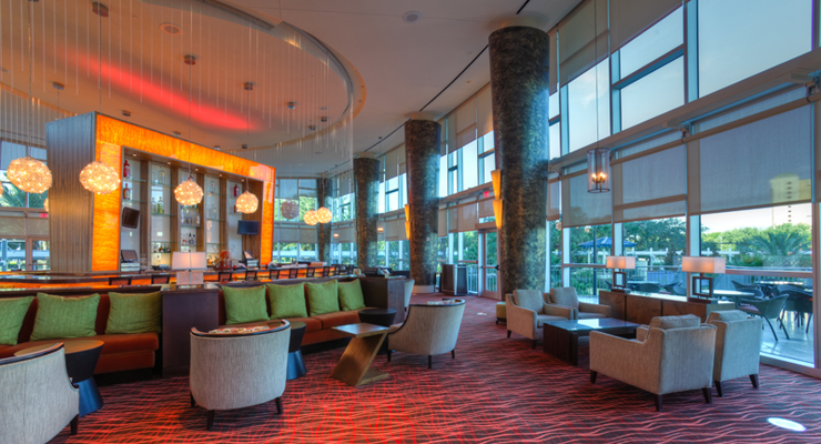 Interior Specialties completes work in the hospitality industry
