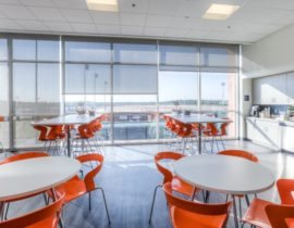 Window Interiors completes work on USTA National Campus kitchen