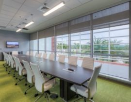 Window Interiors completes work on USTA National Campus